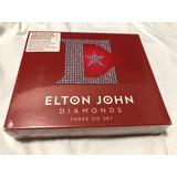 Elton John   Diamonds [3cd Box Set] Greatest Hits Collection